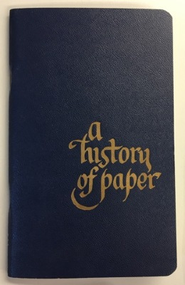 A History of Paper / Fraser Paper