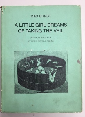 A Little Girl Dreams of Taking the Veil / Max Ernst