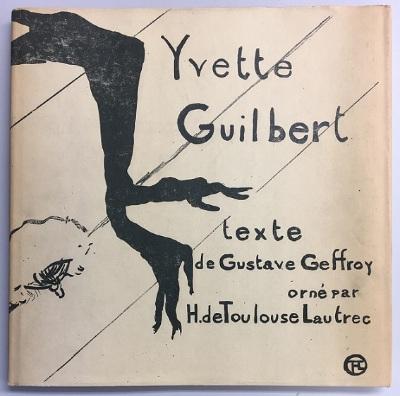 Yvette Guilbert / Gustave Geffroy